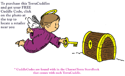 TerraCuddles Cuddle Code Treasure Chest